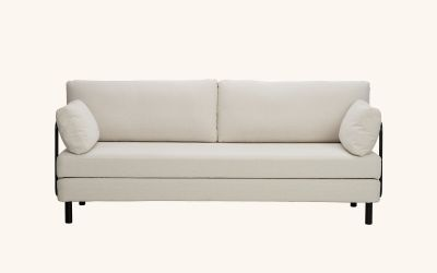 On Metal-sofa bed