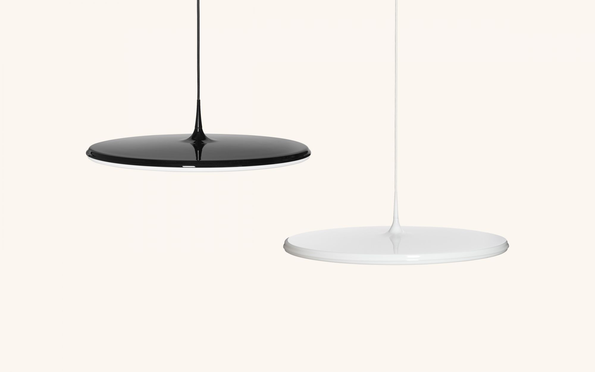 Tip-pendant light