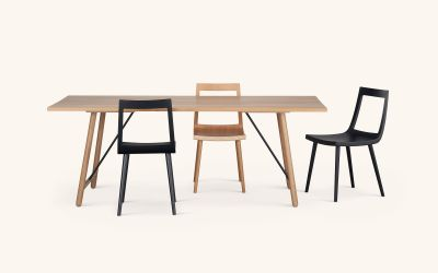 Front Wood-table