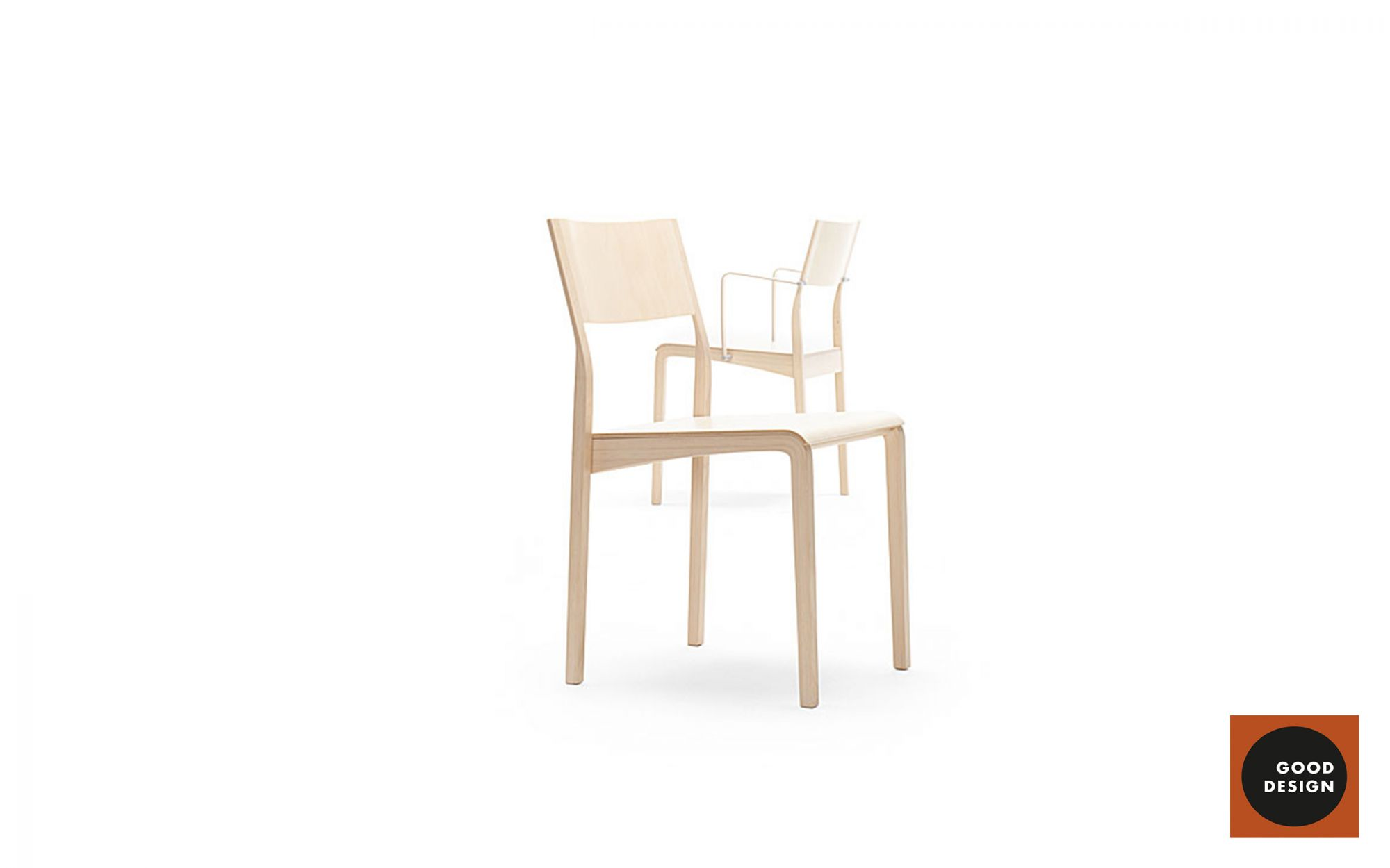Chair Haiku birch plywood