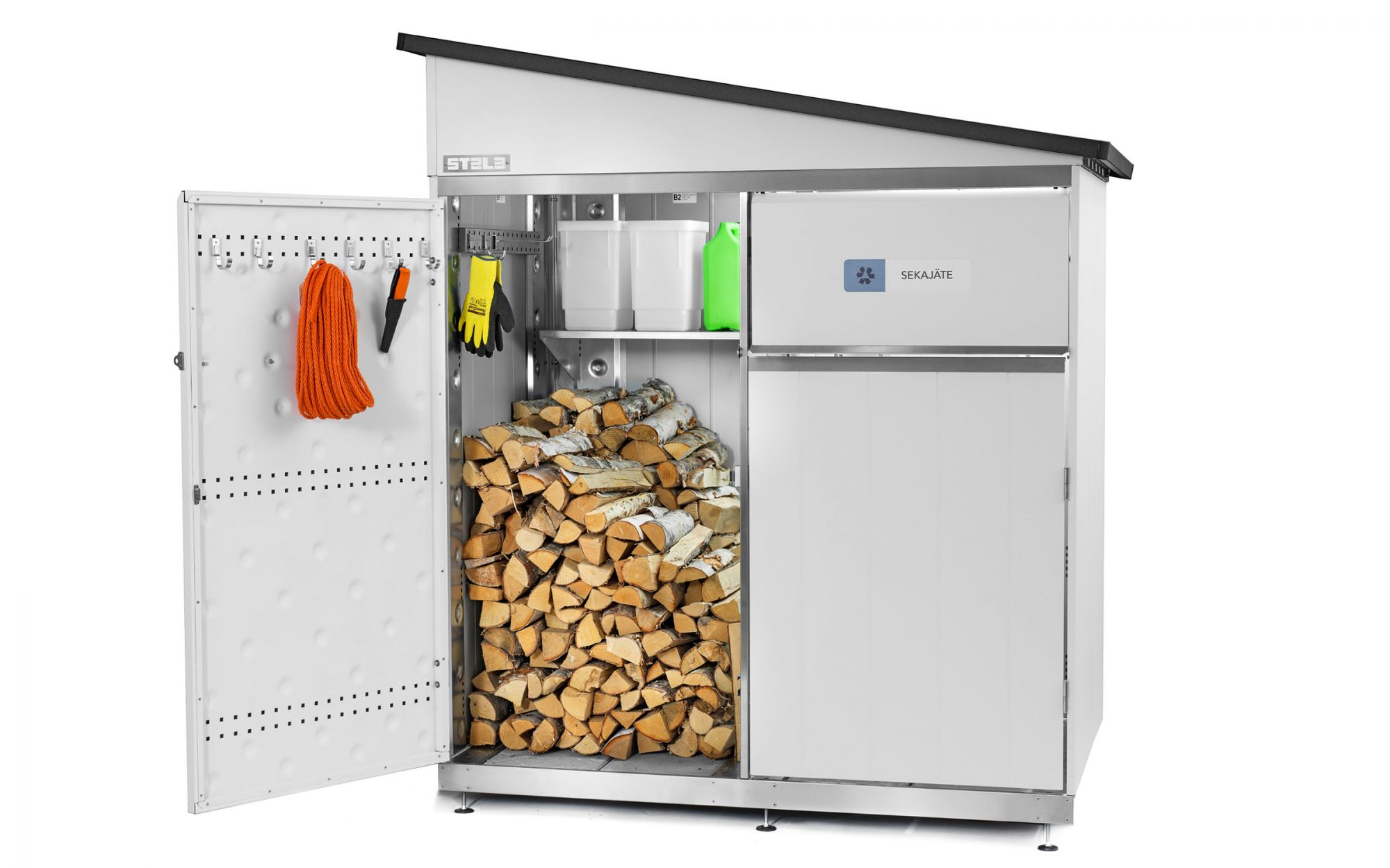 OutdoorRecycleStorage-StalaActive-white-open
